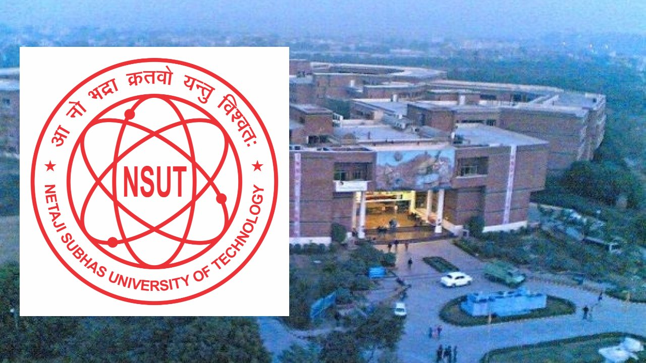 Faculty Positions in NSUT – Netaji Subhas Institute of Technology, Delhi