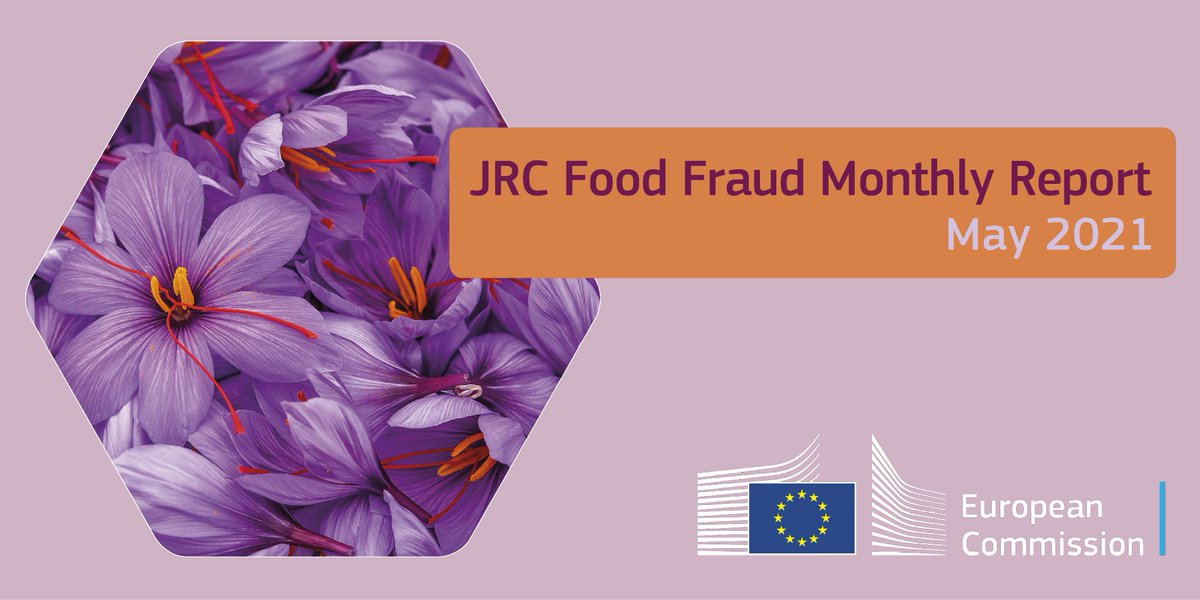 #FoodAuthenticity is key for #FoodSafety. Our Authenticity Of Food Task Force works to guide stakeholders through the various #FoodFraud prevention strategies🛡️ The #JRC Report is 1 essential tool🔑 👉Follow for more & the upcoming Guidance https://t.co/wRkxk0BYhP #FoodSafetyWeek