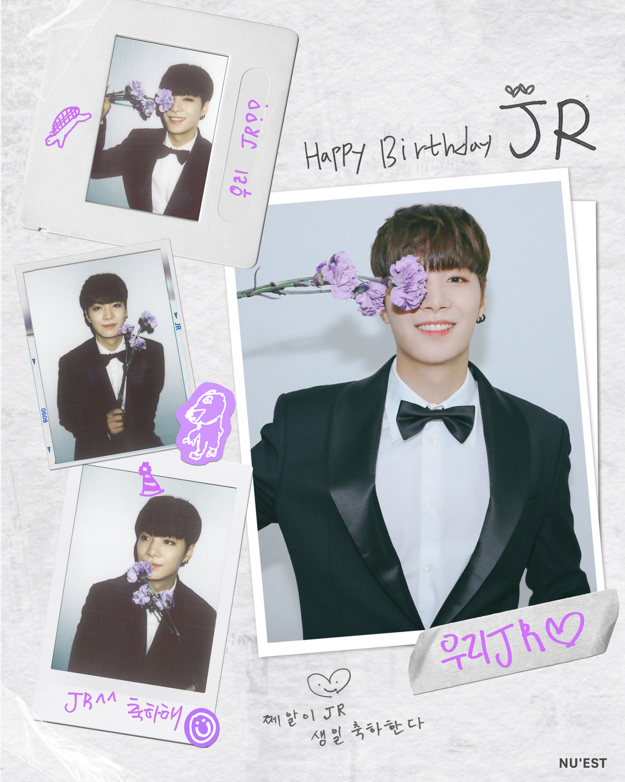#OurOneAndOnlyJRDay