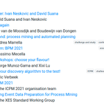 Image for the Tweet beginning: The #processmining newsletter #6 is