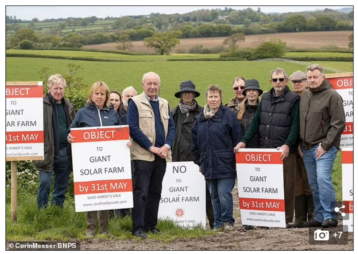 We can still save Hardy's ValeFrom a Giant Solar Power DevelopmentTake action here: https://savehardysvale.com/Thread: