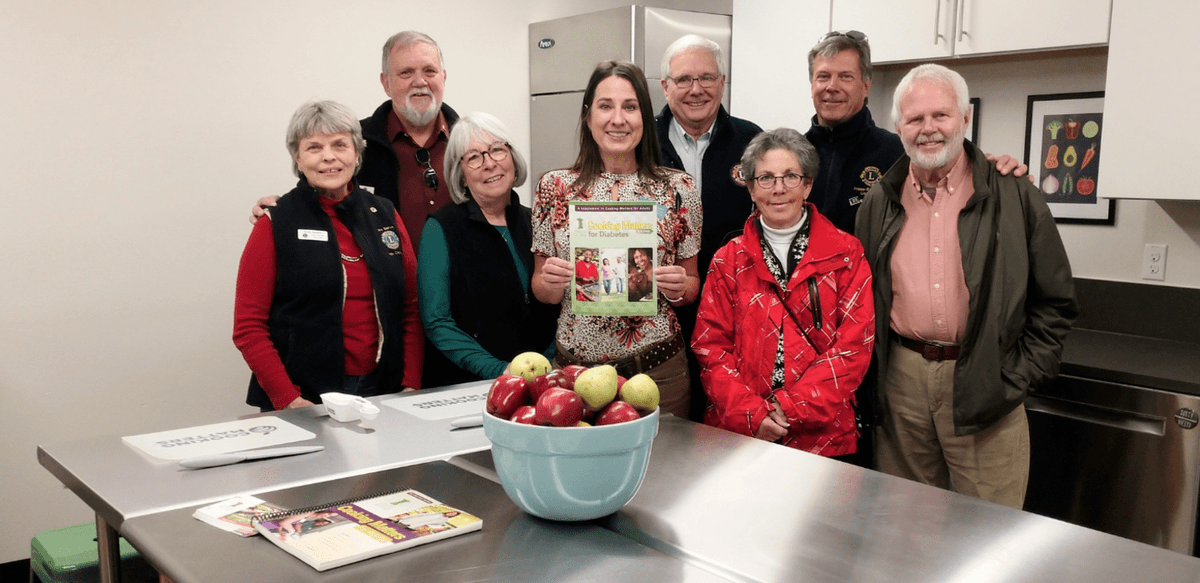 """test Twitter Media - """"Everything the club does is really just acts of kindness."""" The Fraser Valley Lions Club, a 2021 Kindness Matters Service Awards winner, financed a teaching kitchen for people with diabetes. Full story: https://t.co/8BtHj6evvc #KindnessMatters #LionsFightDiabetes https://t.co/NVkHFgQTKU"""