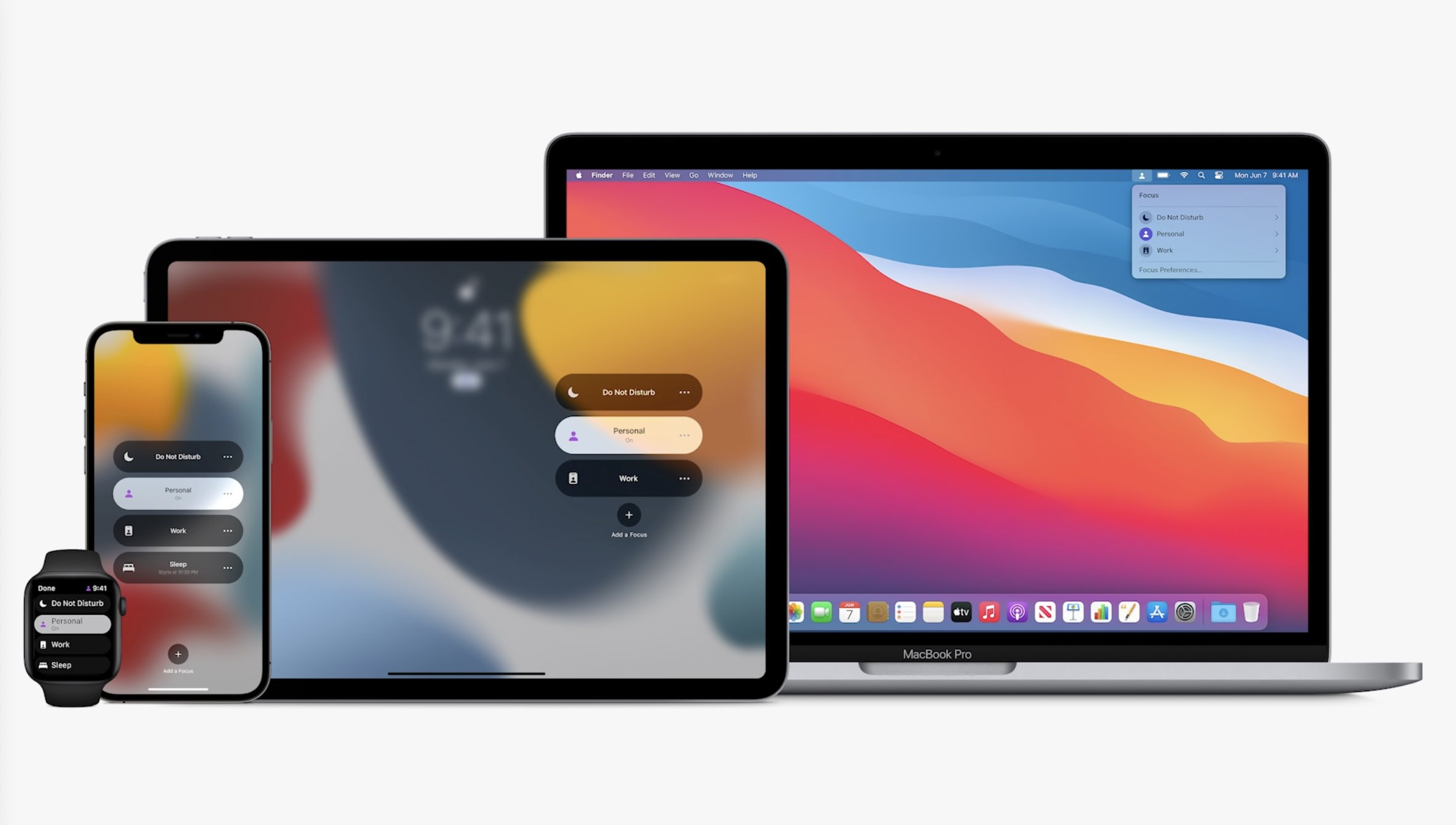 iOS 15 Personalized Notifications Update