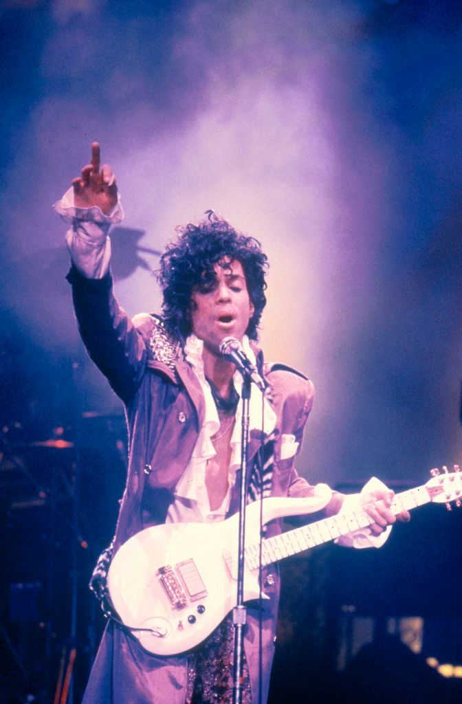 Happy birthday Prince! Today he would have turned 63.    What\s your favorite Prince song?