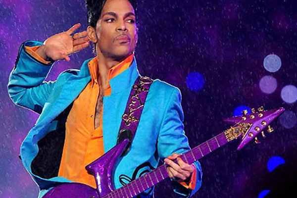 Instead of hate, celebrate.  Prince    Happy Birthday, Prince!