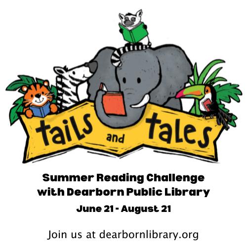 Dearborn Summer Reading Program