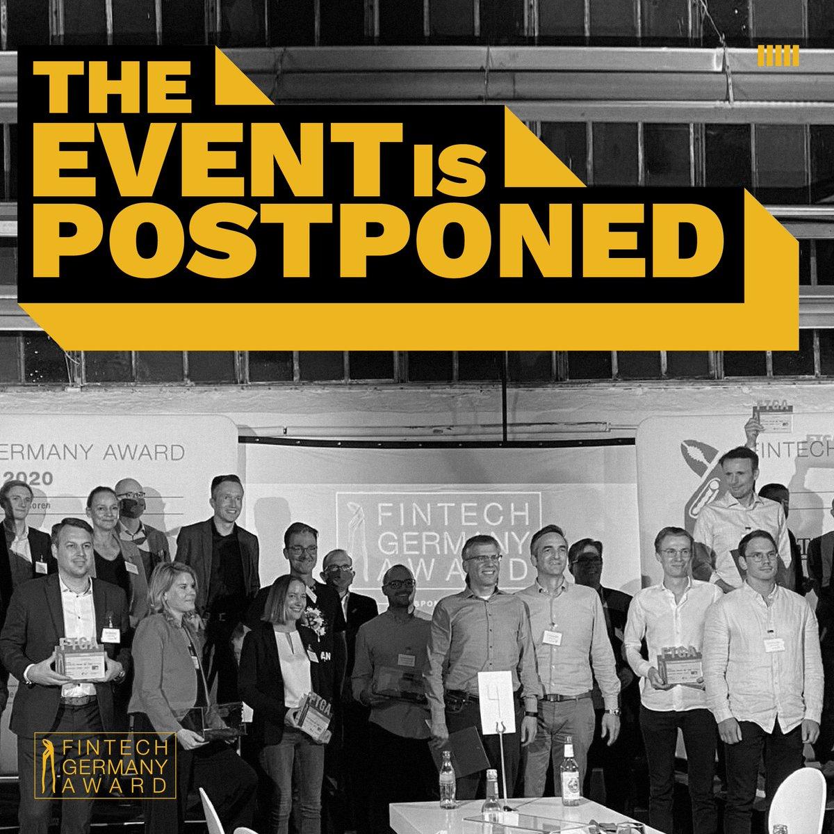 please note! ... #FTGA2021 #Fintech #Startup