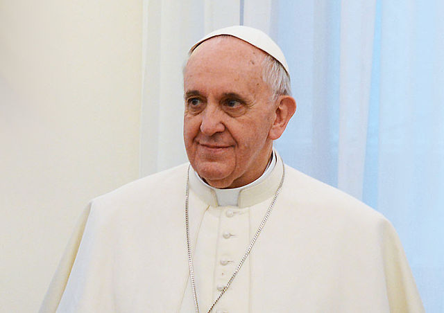 """Pope: """"Confessing and asking forgiveness aren't really our thing"""" https://t.co/7yZI2131sL https://t.co/10yTSyYFvW"""