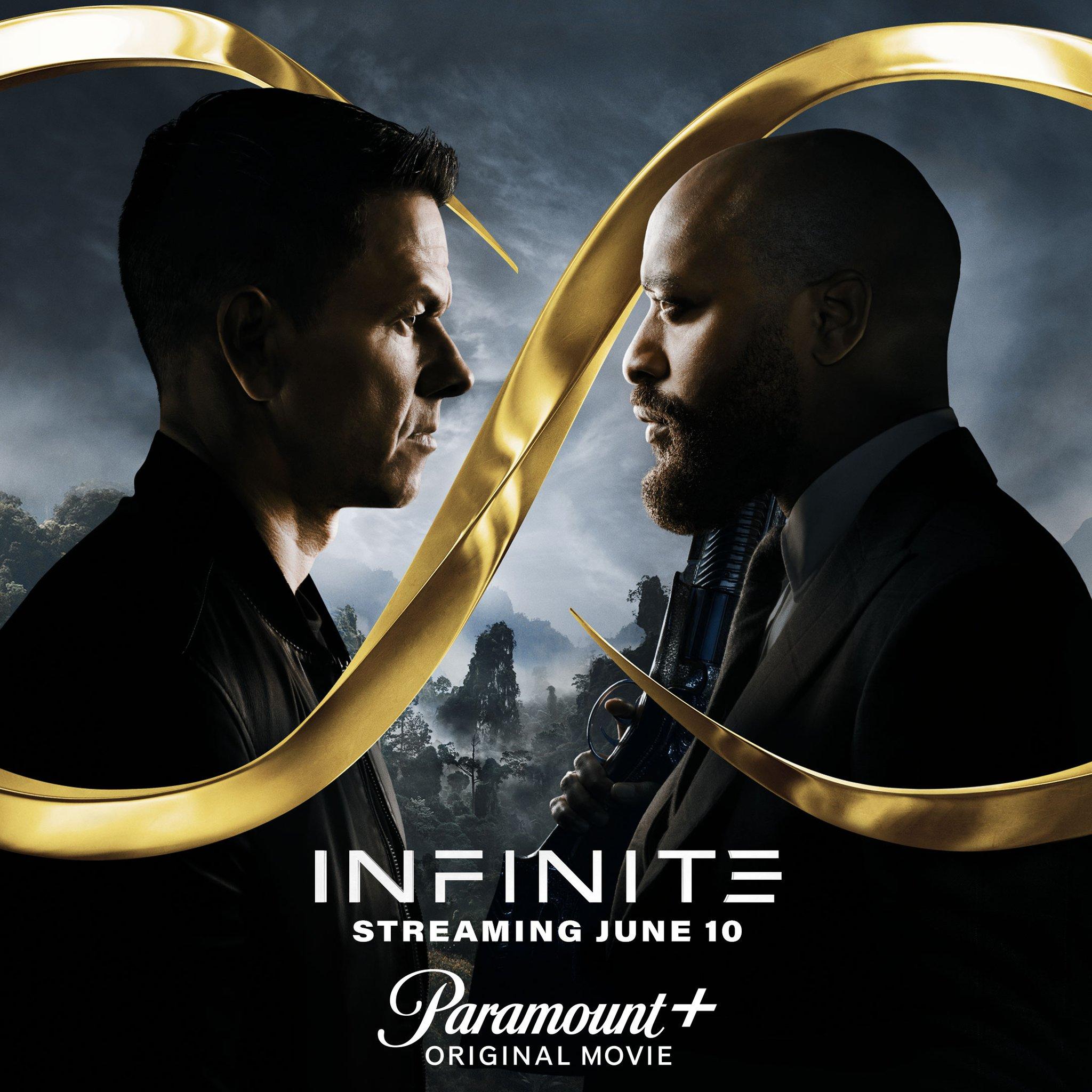 Infinite, la nueva película de Mark Wahlberg, se estrenará por Paramount+ en Latinoamérica, Canadá, Países Nórdicos y Australia el 11 de agosto