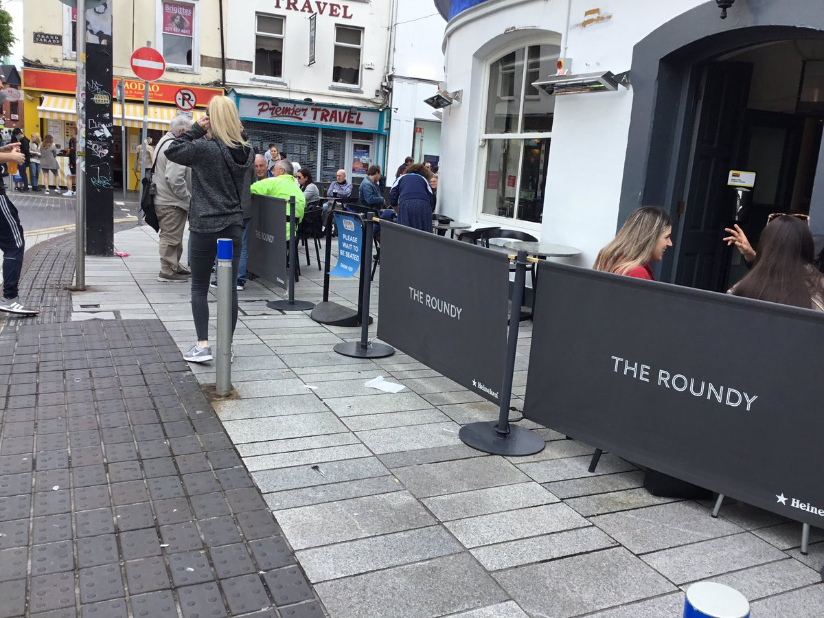 Nice to see #reopening @TheRoundy #welcomebackcork https://t.co/ckPrv841HW