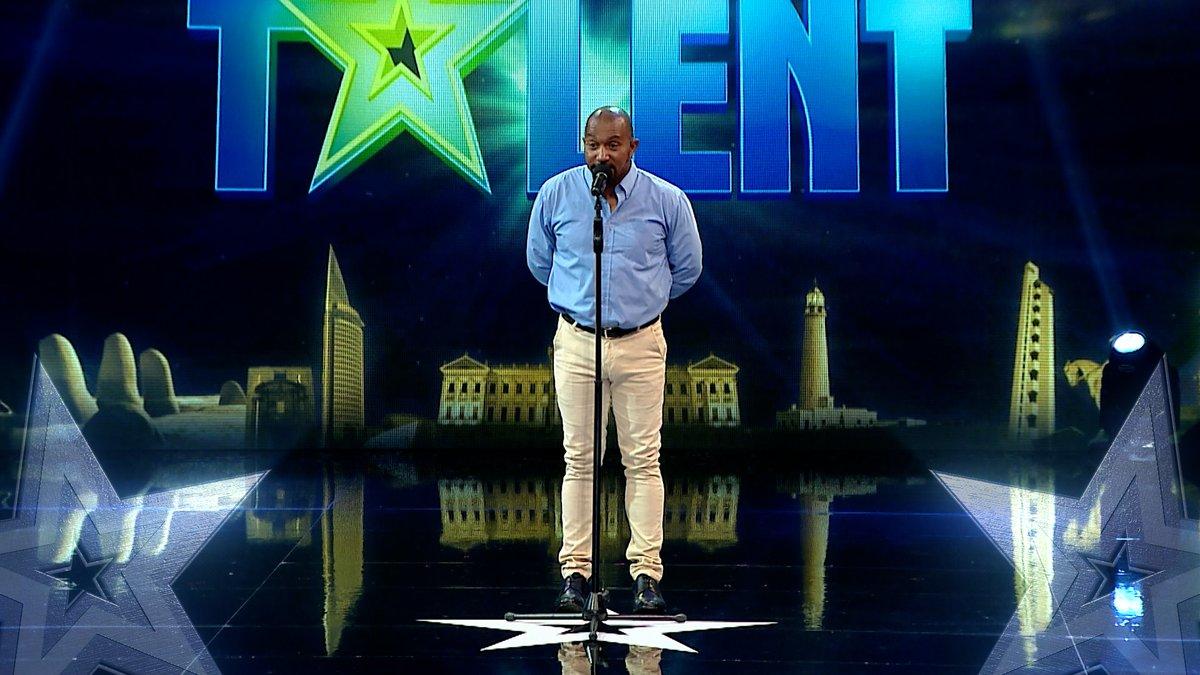 Sergio Moreira brilló en Got Talent Uruguay