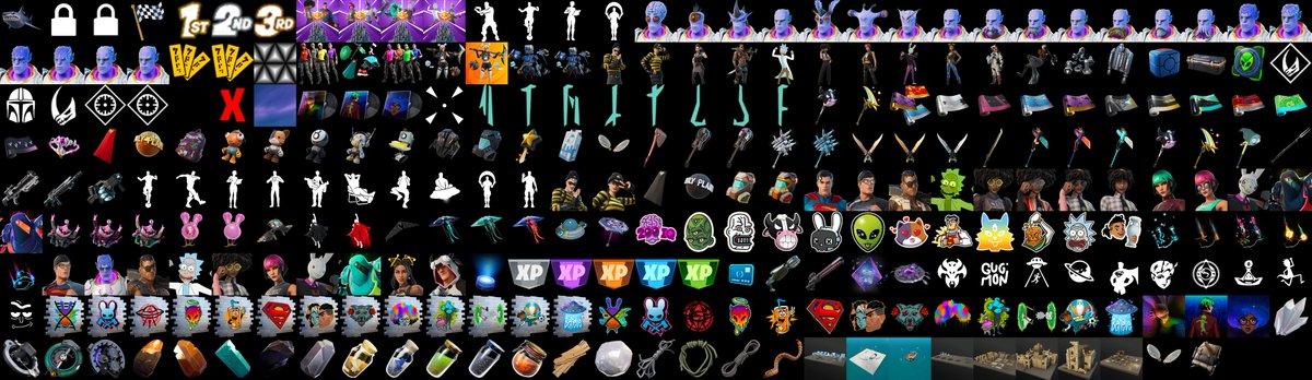 All icons added in v17.00! https://t.co/W4k2hkoUWg