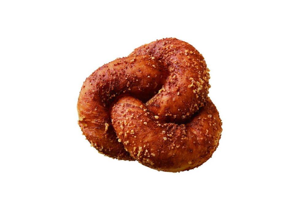 ミスタードーナツから『むぎゅっとドーナツ』が登場!チーズやレーズンなど4種類が発売!