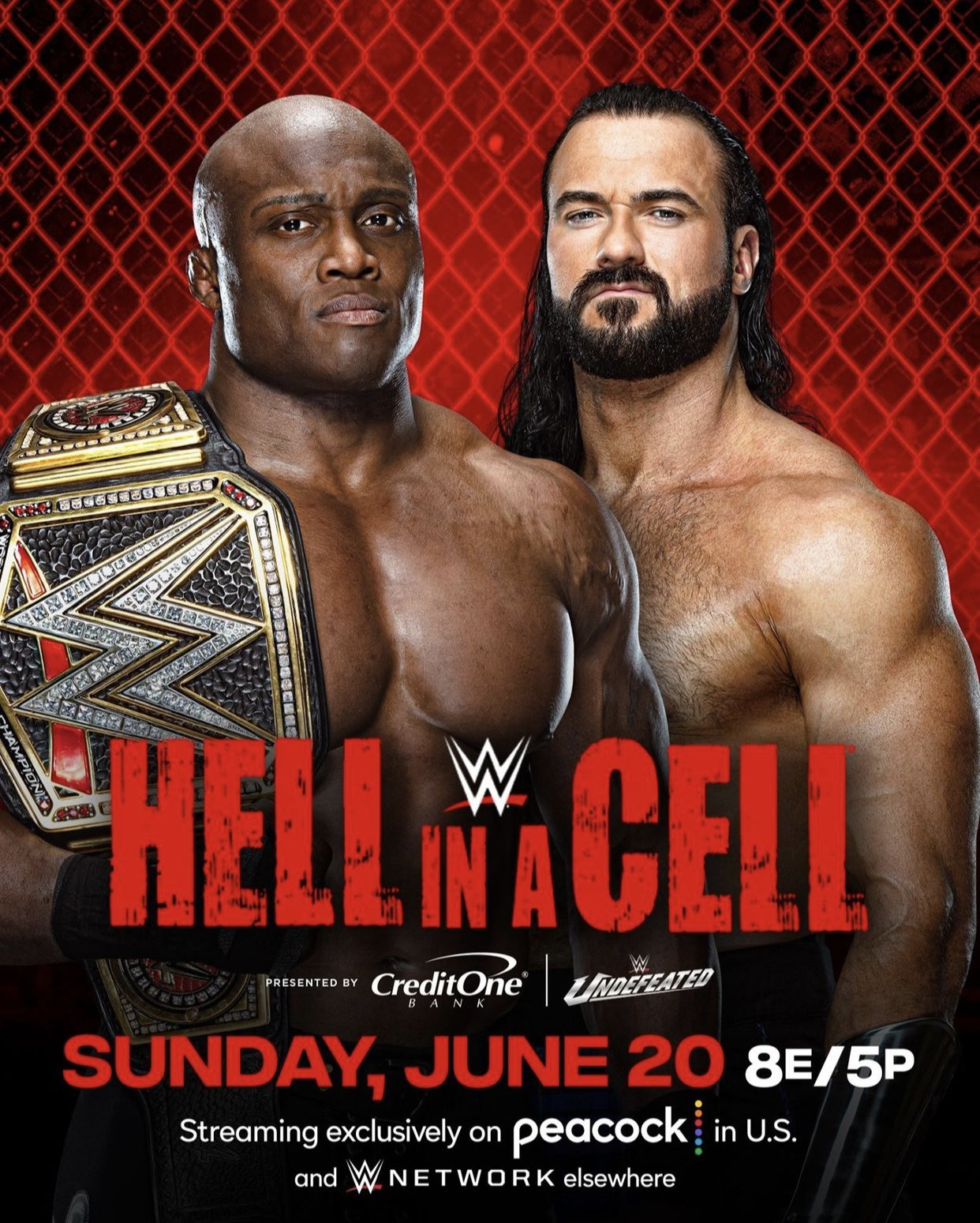 Hell In A Cell 2021: Big Changes Made To WWE Championship Match 1