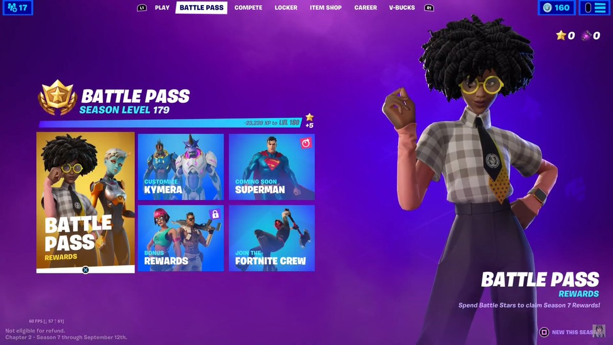 Early Battle Pass overview! Thoughts? 👍 or 👎? (via @ShiinaBR) https://t.co/t5FzmsUzV7
