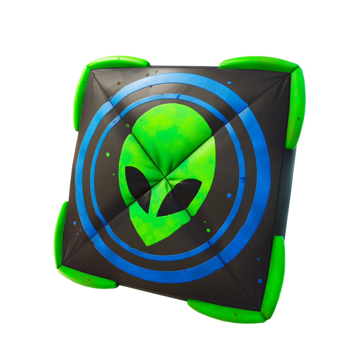Crash Pads have been modified to suit the season's theme. #Fortnite https://t.co/IGYQGM8xYZ