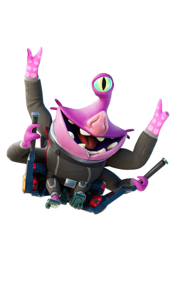 It had been a while since we got a new Pet… so here it is! Choppy joins your pet-family in #FortniteSeason7. https://t.co/EFJQ1SnqJ1