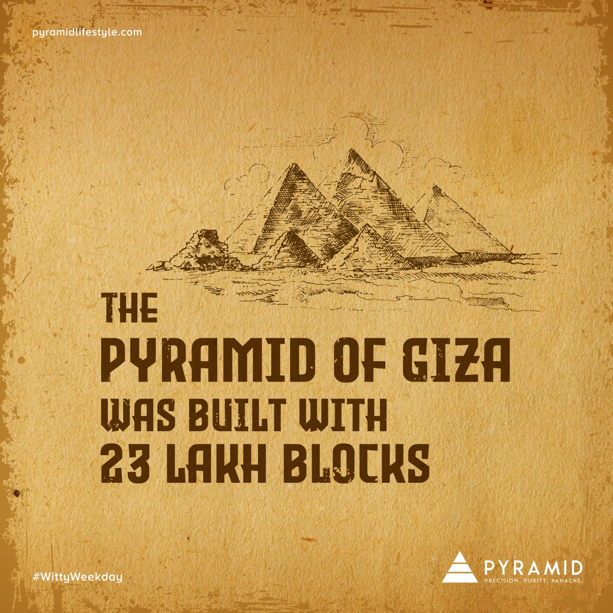 By calculating the approximate cost of the construction and labor, the estimation comes up to 1.2 Billion USD and the minimum weight of each block is about 2.5 tons so how they were built 5000 years ago is still a mystery. . #RealTrivia #Trivia #PyramidLifestyle https://t.co/PD1VkcdW02