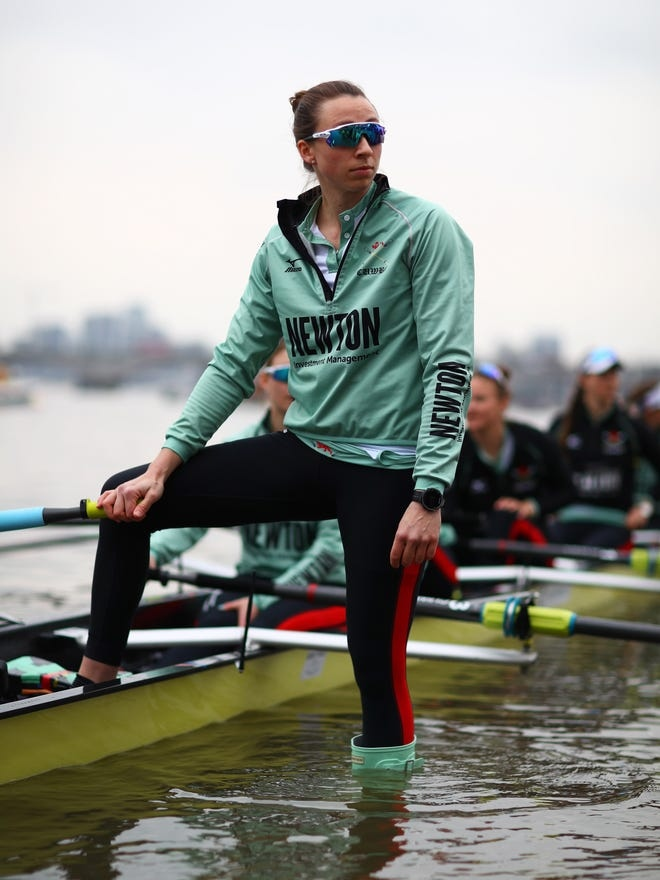 We would like to congratulate 2018 Blue, Olivia Coffey, on being selected for the US W8+ for Tokyo 2021.  Such fantastic news. We couldn't be more happy for you, Liv!  #WeAreCambridge #yeahblue #lightblue #cambridge #cambridgeuniversity #alumninews #olympics #tokyo2021 https://t.co/WV5mLiHnv7