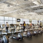 In 2012, @MoravianCollege did a full lighting system update in 2 gyms. 8 years later, they enhanced that update, replacing fluorescent ballasts & tubes with LEDs in the same fixtures. The result: 55% energy savings & up to 24% increased light output: https://t.co/ZZBoeykjiu