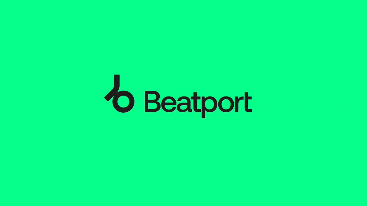 Today marks a day in Beatport history. 💚   Unveiling our powerful and highly anticipated Mobile App for DJs and refreshed brand design in collaboration with award winning design firm @KurppaHosk. The future of Beatport is here.   https://t.co/w4HgsttbGC https://t.co/VMLboTsHig