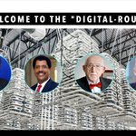 Image for the Tweet beginning: Digital Roundtable Wednesday, June 9th.