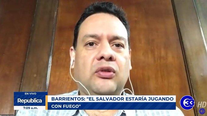 """El Salvador, al adoptar criptomoneda, """"estaría jugando con fuego"""""""