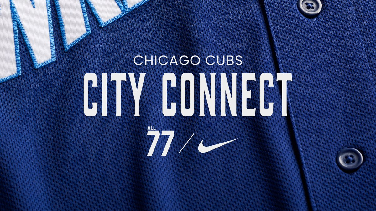 @Cubs's photo on City Connect