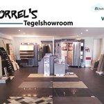 Image for the Tweet beginning: Korrel's Tegelshowroom Swifterbant regio Flevoland Welkom