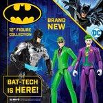 Image for the Tweet beginning: Calling all Batman fanatics, Bat-Tech