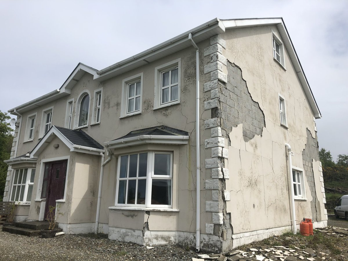 This is our forever home. Built in 2004. Most likely demolished 2021. Please March with Donegal and Mayo homeowners on 15th June in Dublin https://t.co/FJvGtTUxnj