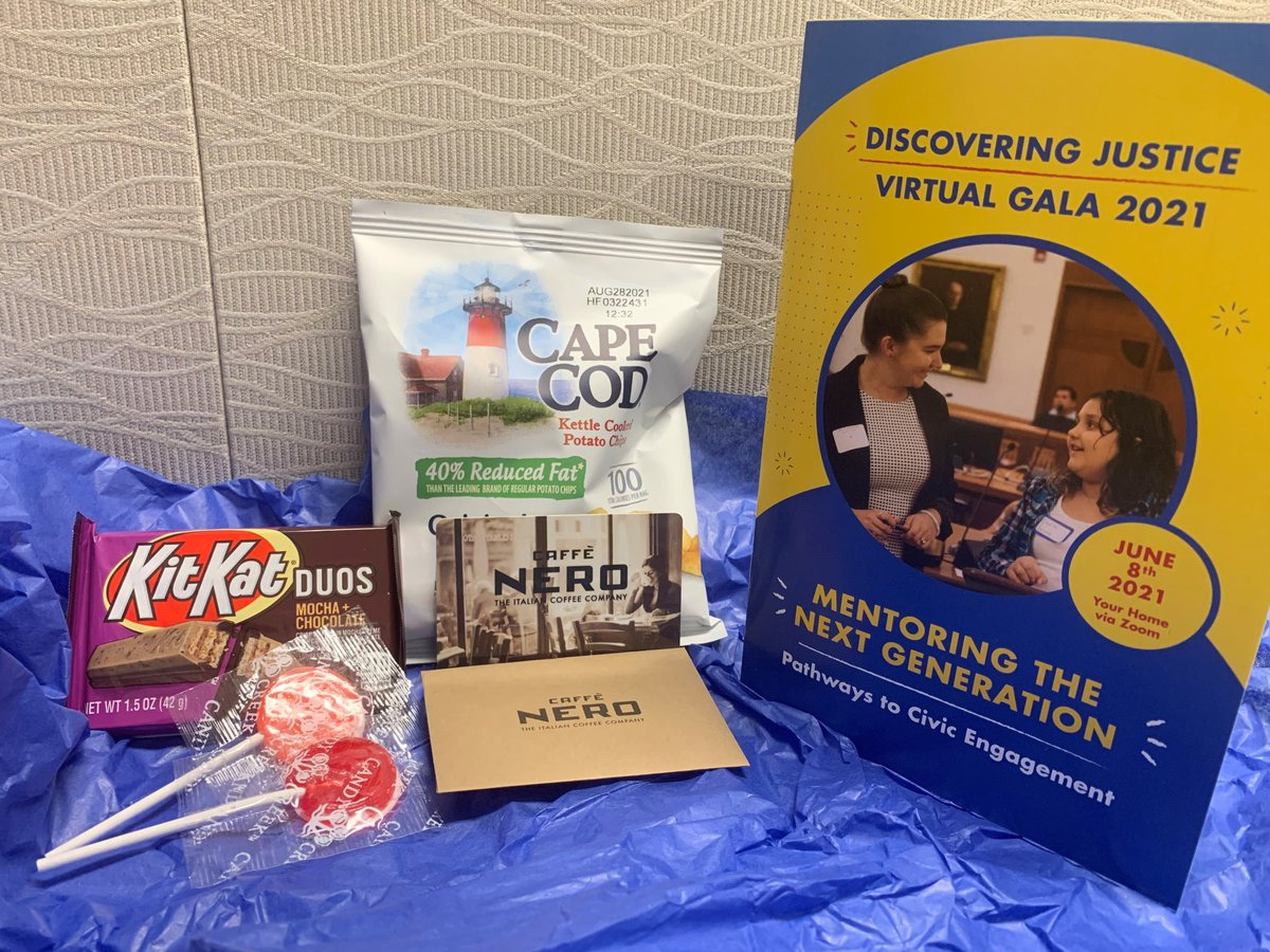 Less than an 1 hour to our Annual Gala!  Don't forget to check out all the cool items in our Silent Auction! https://t.co/jksRQmSYSy  #DJGala21 #nonprofitgala #donate