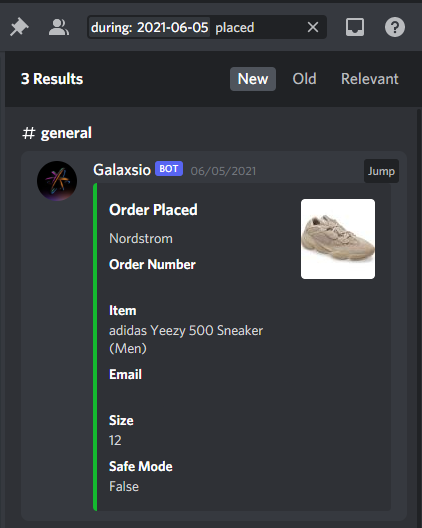 Took an L on almost everything but @Galaxsio got me covered  3/3 SHIPPED 🚚💨  s/o to @OmegaProxies https://t.co/AXk33ytk5h