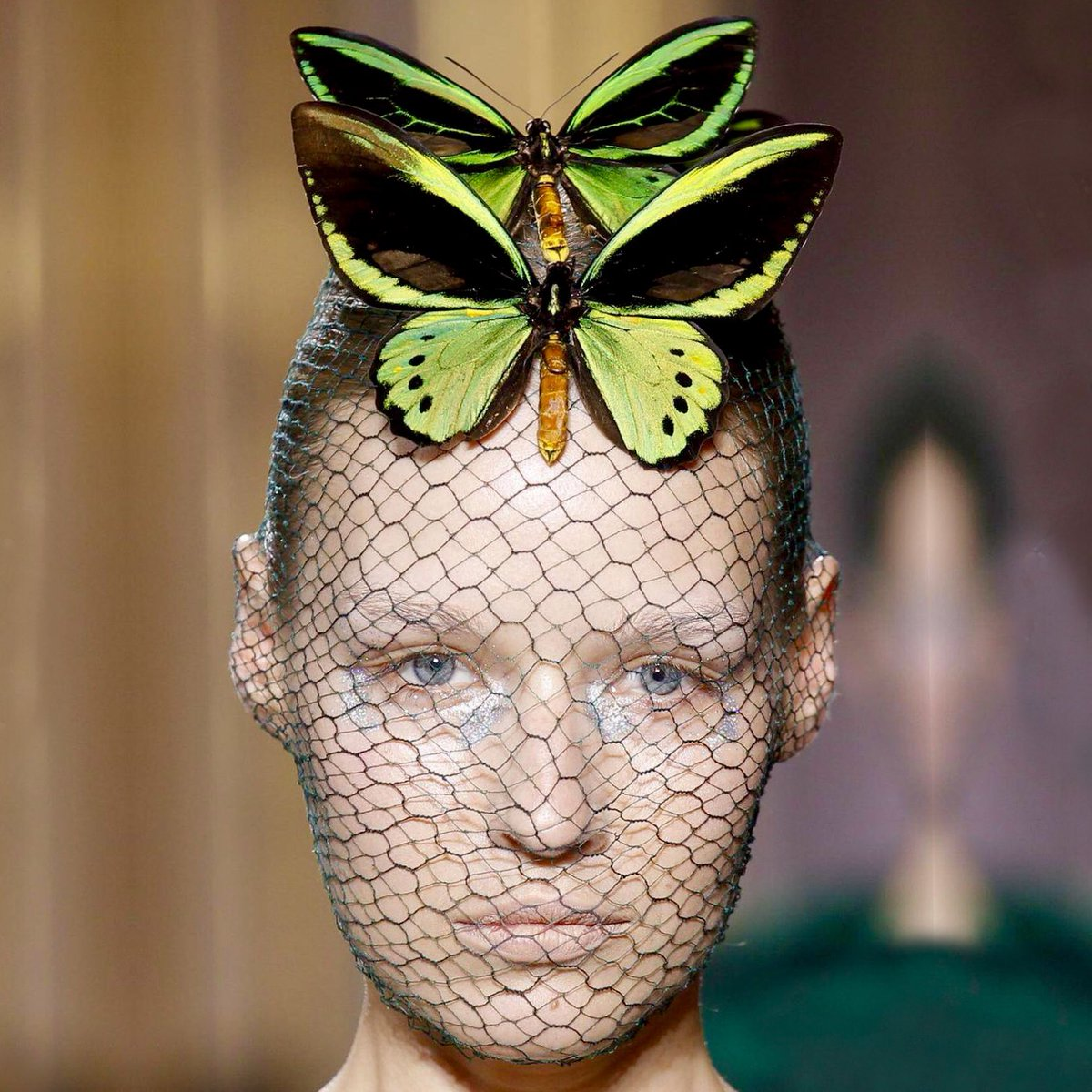 Makeup by Val Garland for Giambattista Valli Fall 2012 Couture. https://t.co/JMkoce0l19