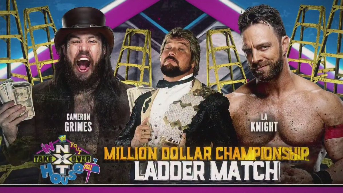 """Ladder Match Set For """"In Your House"""" - Winner Gets The Million Dollar Title"""