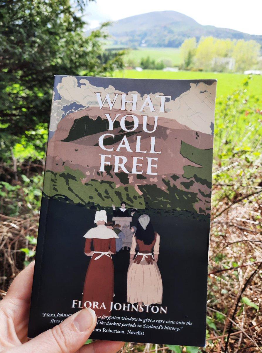 Old Pentland Kirkyard #WhatYouCallFree #Covenanters #WomensHistory #HerStory https://t.co/7IlZw4JDoK