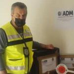 Image for the Tweet beginning: ADM. Palermo: scoperto centro scommesse