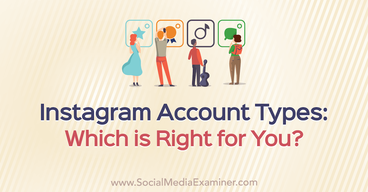 Instagram Account Types: Which Is Right for You—Personal, Creator, or Business? https://t.co/nLYYTXpFpn https://t.co/5Kdo8TnTSA