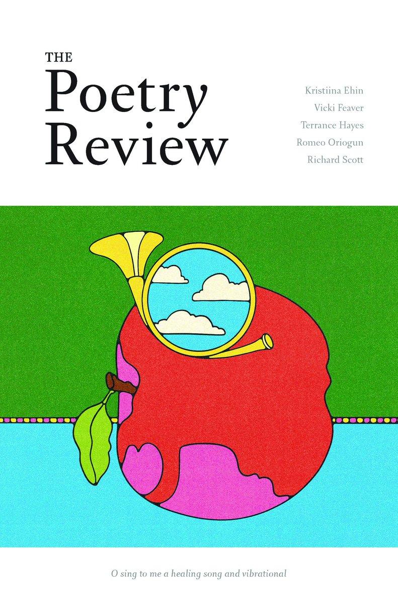 test Twitter Media - On the way... the new summery issue of #PoetryReview ed. @no1_emily Book now for the blue-skied launch on 21 July, 7pm BST w/ Richard Scott @iamrichardscott, Vicki Feaver, Romeo Oriogun @SonOfOlokun + winner of the Geoffrey Dearmer Prize https://t.co/xqYsfri2eA https://t.co/s8hWi2Ybrj