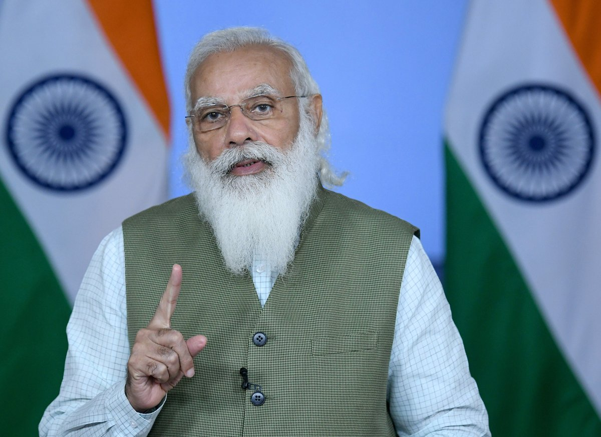 PM to launch 'Customized Crash Course programme for Covid 19 Frontline workers'