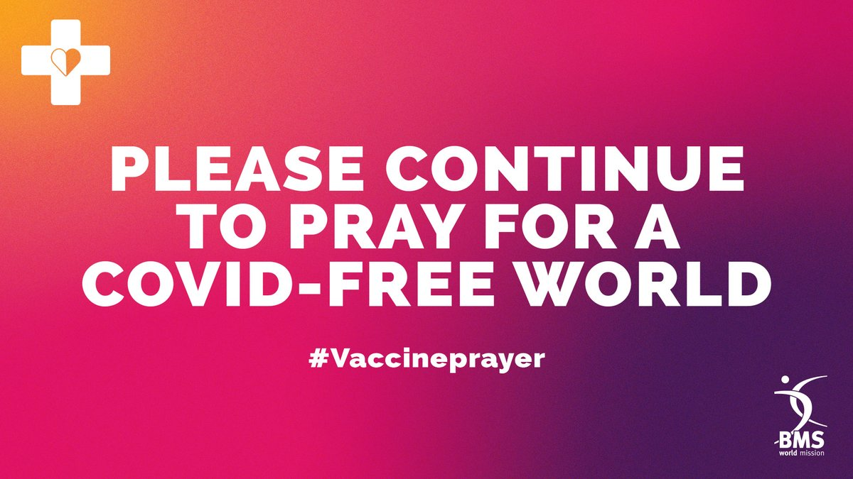 test Twitter Media - 🙏 Please continue to pray for individuals around the world without access to a Covid-19 vaccine.  Pray for BMS as we seek to support organisations and initiatives pioneering access for all to vaccines. 🙏 https://t.co/f5SrPaojE9