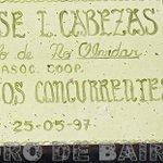 Image for the Tweet beginning: Rincones de Palermo: Homenaje a