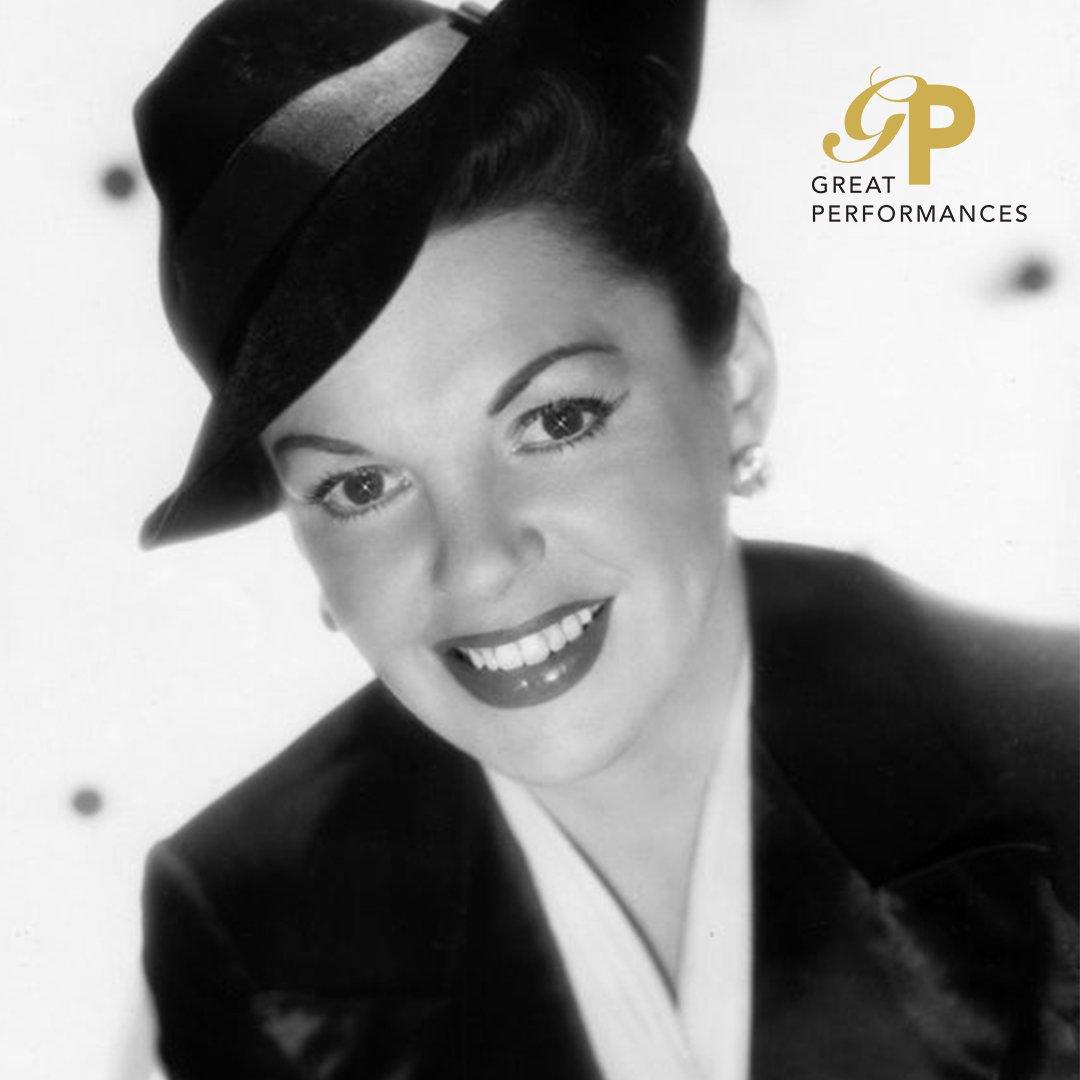 @GPerfPBS's photo on Judy Garland