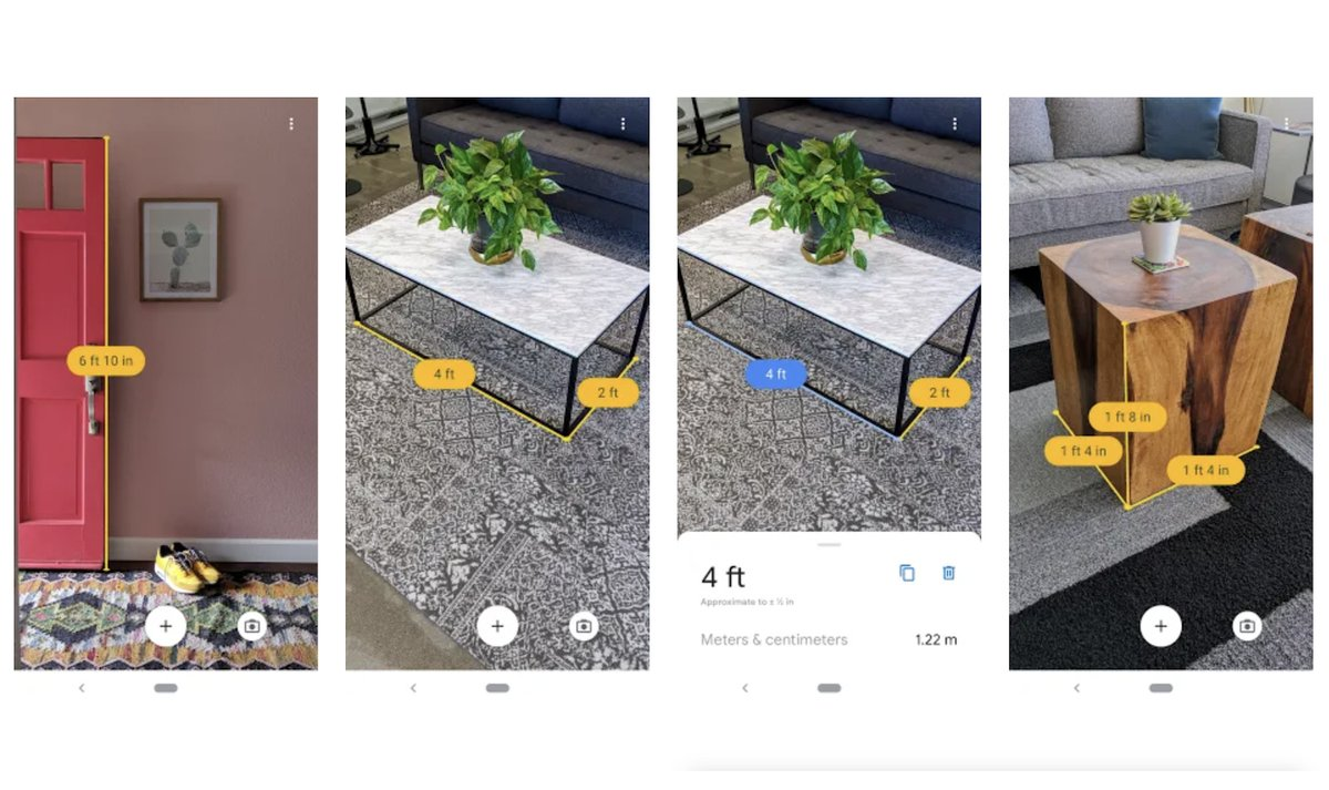 Google quietly ends support for its augmented reality Measure app
