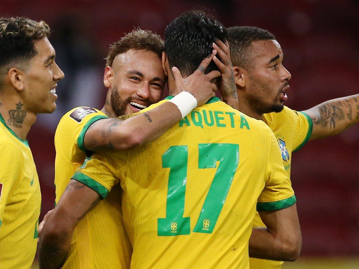 ĐT Brazil chốt danh sách dự Copa America