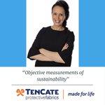 "Image for the Tweet beginning: ETSA's Webinar ""Textile Services in"