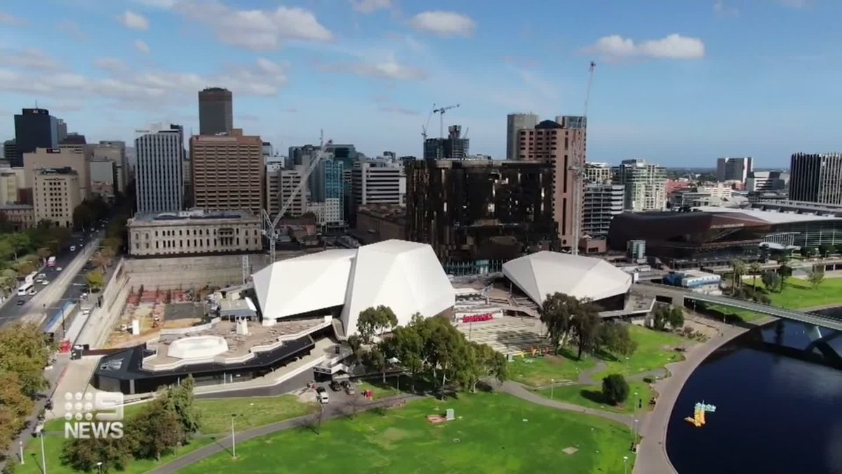 Move over, Melbourne – Adelaide has been named the most liveable city in Australia and the third in the world. @livgracecurran #9News   The pandemic shook up the rankings: https://t.co/yCuM2QqkAE https://t.co/IdI2AA52bO