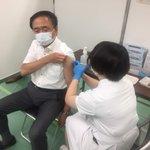 神奈川県の黒岩知事、大手町に行ったついでにワクチン接種を受けてしまうwww