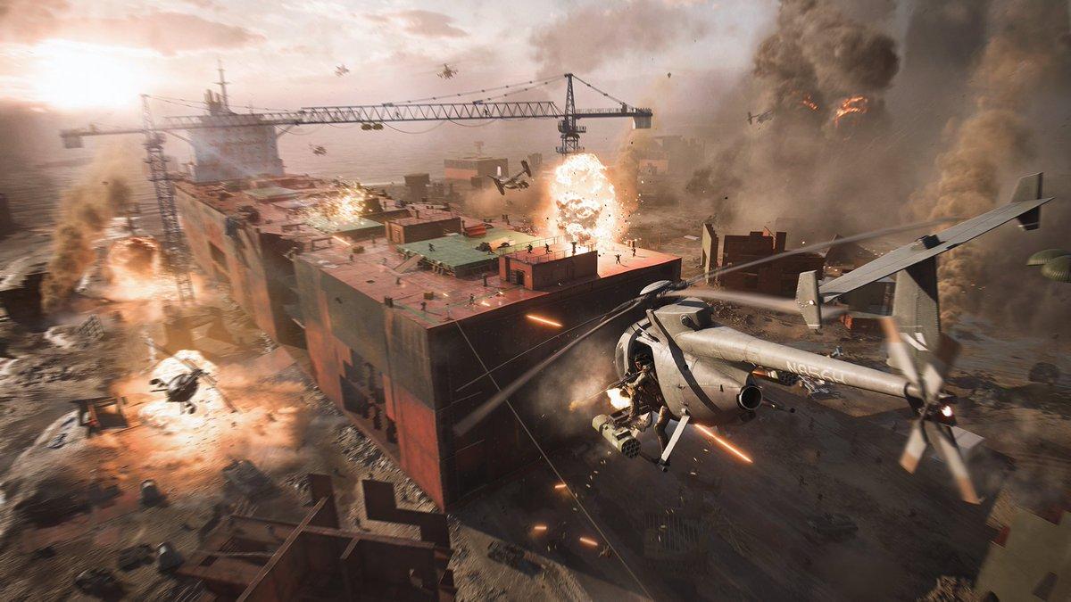 Battlefield 2042 screenshot