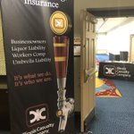 Image for the Tweet beginning: Happy to be with @ICCInsurance